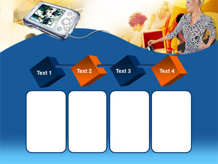 Modern Gadgets Free PowerPoint Template Slide 18