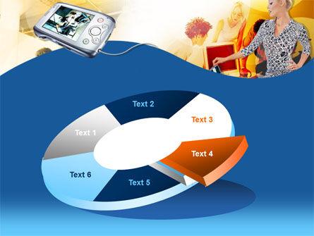 Modern Gadgets Free PowerPoint Template Slide 19
