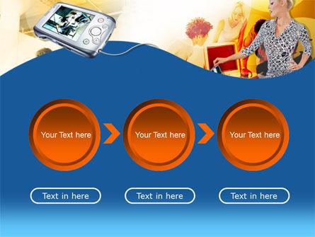 Modern Gadgets Free PowerPoint Template Slide 5