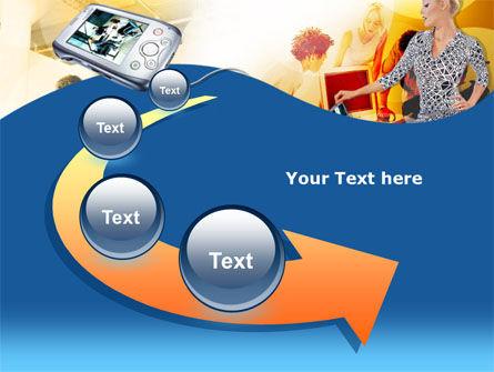 Modern Gadgets Free PowerPoint Template Slide 6