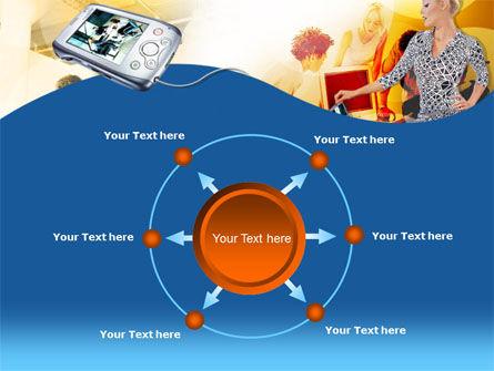 Modern Gadgets Free PowerPoint Template Slide 7