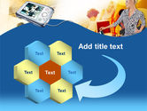 Modern Gadgets Free PowerPoint Template#11