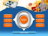 Modern Gadgets Free PowerPoint Template#12