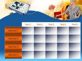 Modern Gadgets Free PowerPoint Template#15