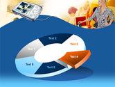 Modern Gadgets Free PowerPoint Template#19