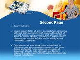 Modern Gadgets Free PowerPoint Template#2