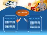 Modern Gadgets Free PowerPoint Template#4