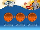 Modern Gadgets Free PowerPoint Template#5