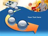 Modern Gadgets Free PowerPoint Template#6