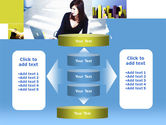 Office Life PowerPoint Template#13