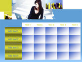 Office Life PowerPoint Template#15