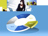Office Life PowerPoint Template#19