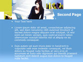 Office Life PowerPoint Template#2