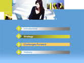Office Life PowerPoint Template#3