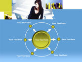 Office Life PowerPoint Template#7