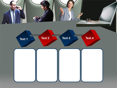 Business Consulting Free PowerPoint Template Slide 18