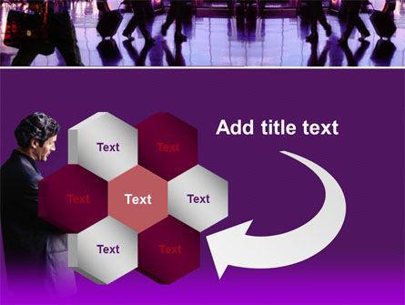 Business Flights PowerPoint Template Slide 11