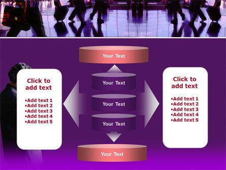 Business Flights PowerPoint Template Slide 13