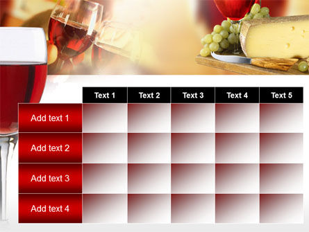 Red Wine Tasting PowerPoint Template Slide 15