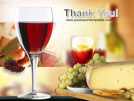 Red Wine Tasting PowerPoint Template Slide 20