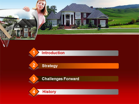 Private Real Estate PowerPoint Template Slide 3