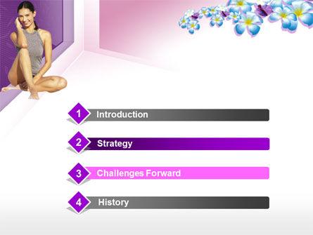 Women's Health PowerPoint Template, Slide 3, 00227, Medical — PoweredTemplate.com
