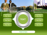 City Business PowerPoint Template#12