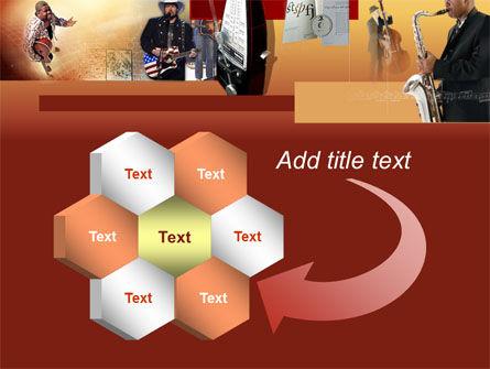 Concert PowerPoint Template Slide 11