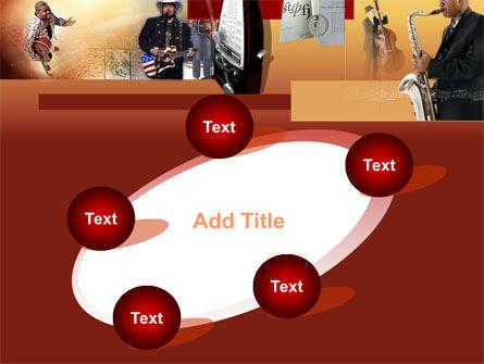 Concert PowerPoint Template Slide 14