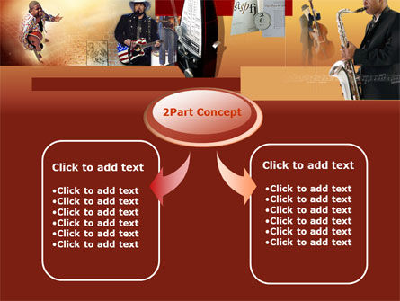 Concert PowerPoint Template Slide 4