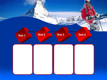 Mountain Skiing PowerPoint Template Slide 18