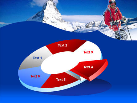 Mountain Skiing PowerPoint Template Slide 19