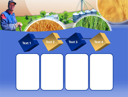 Farmer PowerPoint Template Slide 18