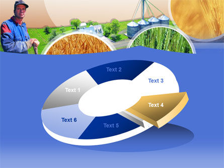 Farmer PowerPoint Template Slide 19