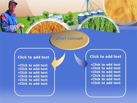 Farmer PowerPoint Template Slide 4