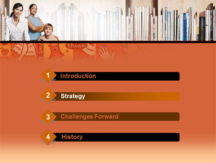 Team Learning Free PowerPoint Template Slide 3
