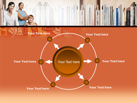 Team Learning Free PowerPoint Template Slide 7