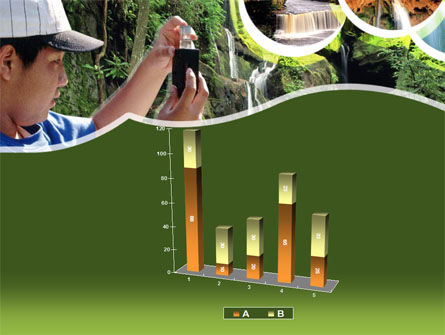 Free Rain Forest Studying PowerPoint Template Slide 17