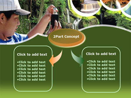 Free Rain Forest Studying PowerPoint Template Slide 4