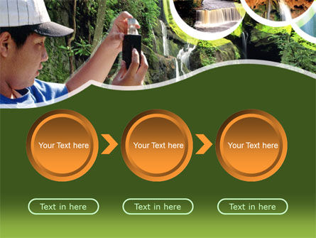 Rain Forest Studying Free PowerPoint Template Slide 5
