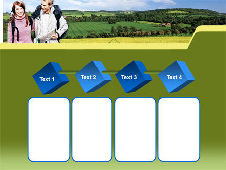Backpacking PowerPoint Template Slide 18