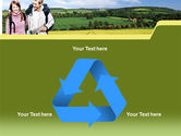 Backpacking PowerPoint Template#10