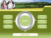 Backpacking PowerPoint Template#12
