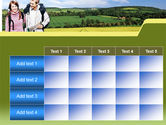 Backpacking PowerPoint Template#15