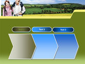 Backpacking PowerPoint Template#16