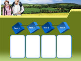 Backpacking PowerPoint Template#18