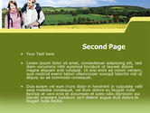 Backpacking PowerPoint Template#2