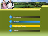 Backpacking PowerPoint Template#3