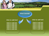 Backpacking PowerPoint Template#4