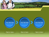 Backpacking PowerPoint Template#5